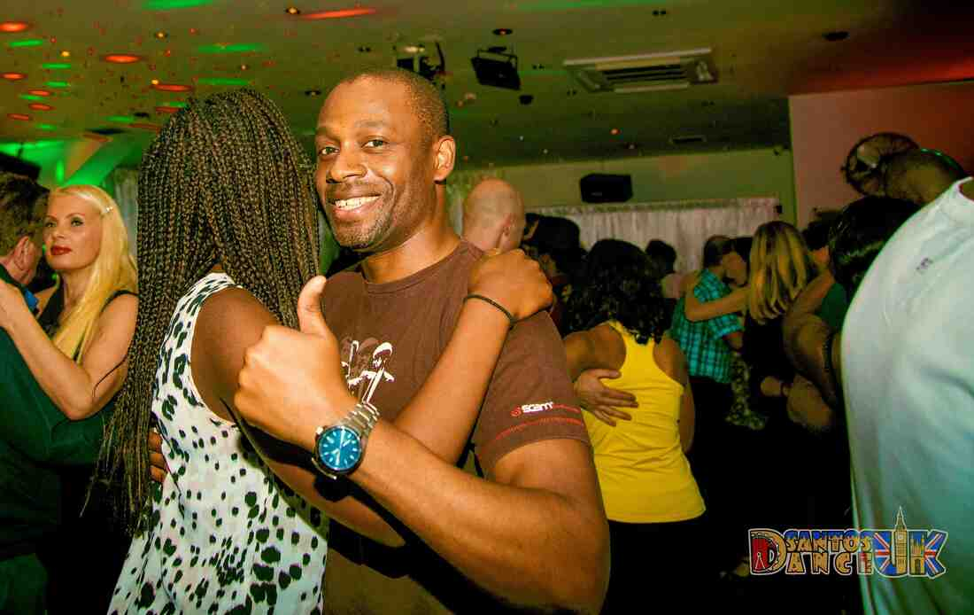 Kizomba Classes and party in London